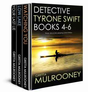 Tyrone Swift Books 4-6